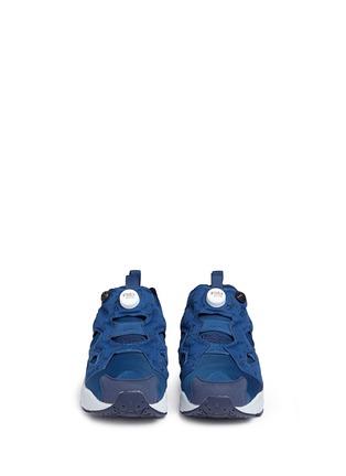 Front View - Click To Enlarge - Reebok - 'InstaPump Fury SP' slip-on sneakers