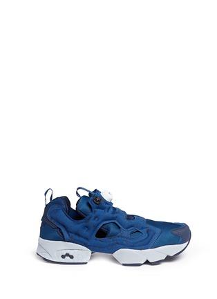 Main View - Click To Enlarge - Reebok - 'InstaPump Fury SP' slip-on sneakers