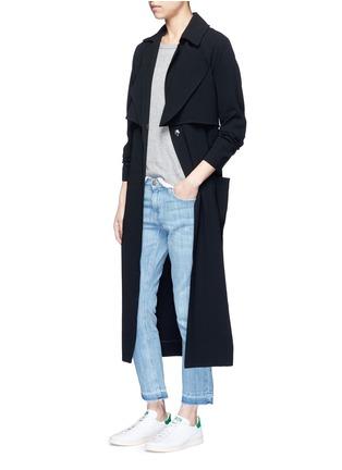 Figure View - Click To Enlarge - James Perse - Raglan sleeve Supima® cotton sweatshirt