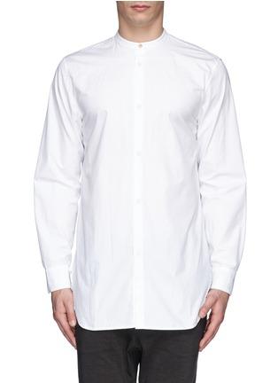 Main View - Click To Enlarge - rag & bone - 'Mulholland' mandarin collar shirt