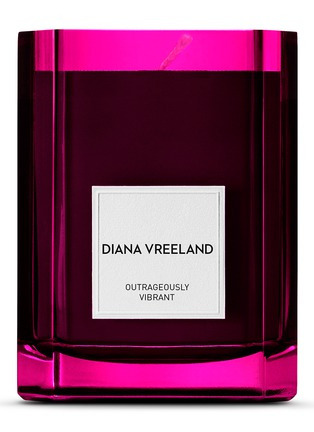 Main View - Click To Enlarge - Diana Vreeland - Outrageously Vibrant Candle 275g