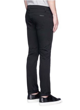 Back View - Click To Enlarge - Dolce & Gabbana - 'Stretch 14' slim fit jeans
