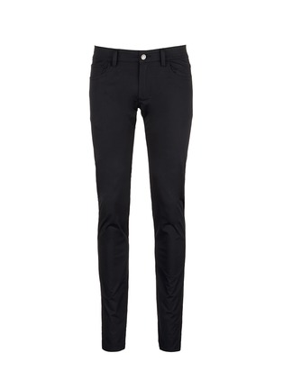 Main View - Click To Enlarge - Dolce & Gabbana - 'Stretch 14' slim fit jeans