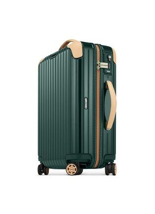 - RIMOWA - Bossa Nova Cabin Multiwheel® IATA (Jet Green/Beige, 32-litre)