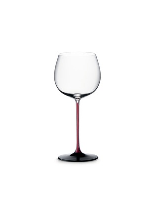 Main View - Click To Enlarge - Riedel - Sommeliers R-Black Collector's Edition white wine glass - Montrachet