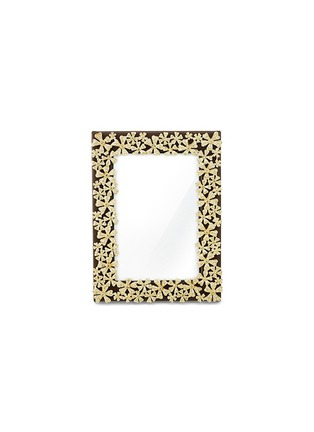 Main View - Click To Enlarge - L'OBJET - Garland 4R photo frame