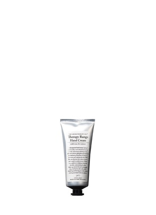 Main View - Click To Enlarge - The Aromatherapy Company - Wild rose and vetiver hand cream