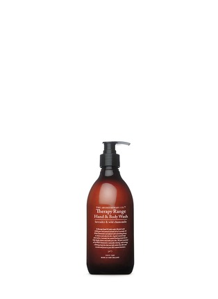 Main View - Click To Enlarge - The Aromatherapy Company - Lavender manuka and wild chamomile hand and body wash
