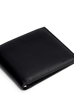 Detail View - Click To Enlarge - Paul Smith - 'Classic Naked Lady' print interior bi-fold leather wallet