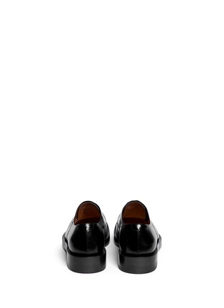 Back View - Click To Enlarge - Paul Smith - 'Patton' lace-up leather Derby shoes
