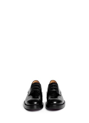 Figure View - Click To Enlarge - Paul Smith - 'Patton' lace-up leather Derby shoes
