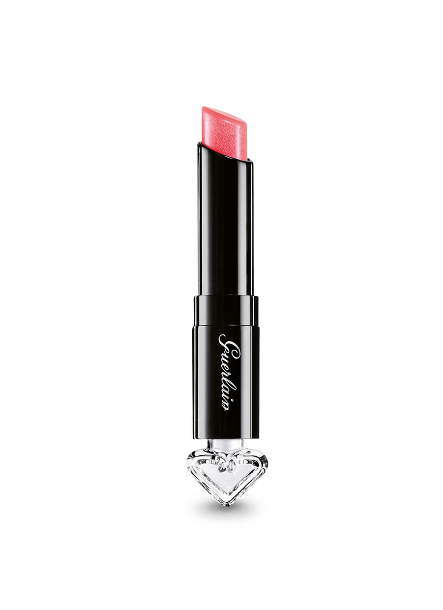 Main View - Click To Enlarge - GUERLAIN - La Petite Robe Noire Deliciously Shiny Lip Colour - 001 My First Lipstick