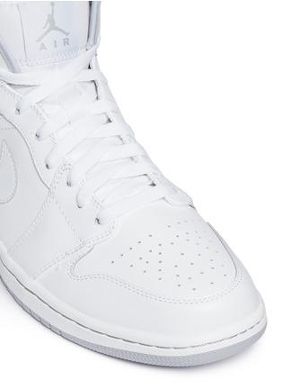 Detail View - Click To Enlarge - Nike - 'Air Jordan 1 Mid' sneakers