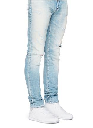 Figure View - Click To Enlarge - Nike - 'Air Jordan 1 Mid' sneakers