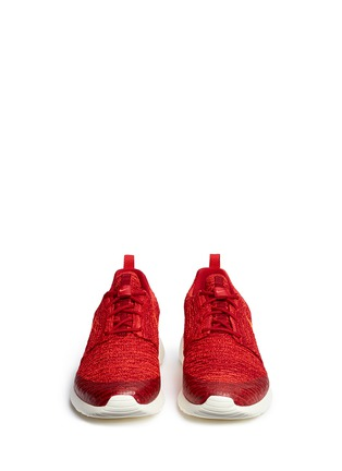 Front View - Click To Enlarge - Nike - 'Roshe Flyknit' sneakers