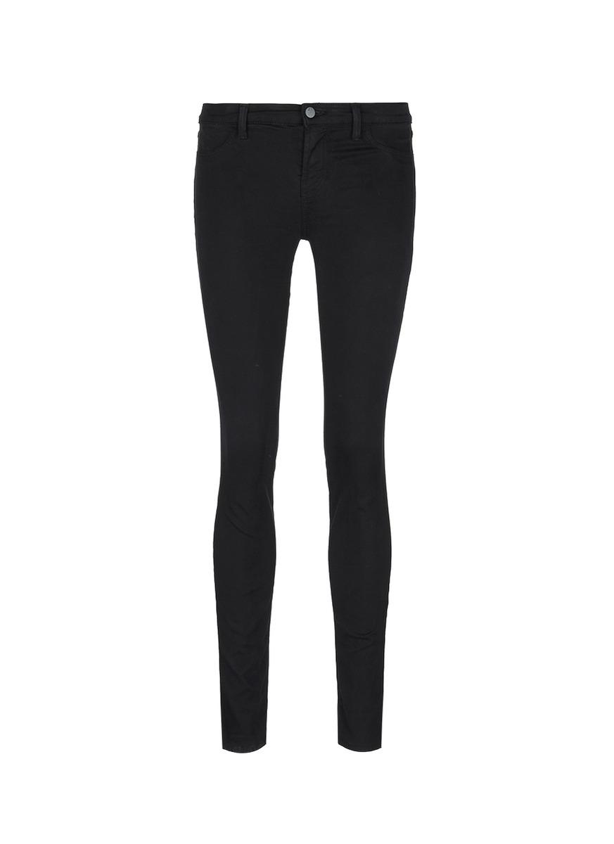 shop J Brand 'Luxe Sateen' super skinny jeans online