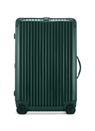 Main View - Click To Enlarge - RIMOWA - Bossa Nova Multiwheel® (Jet Green/Green, 84-litre)