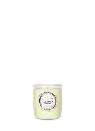 Main View - Click To Enlarge - VOLUSPA - Maison Jardin Sake Lemon Flower scented candle 340g