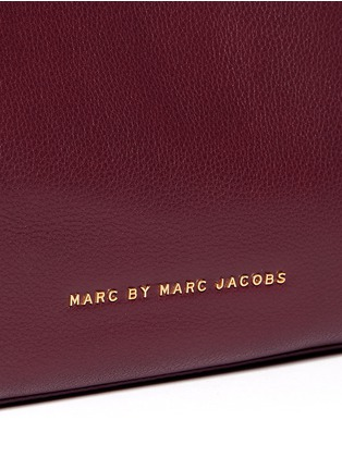 - Marc by Marc Jacobs - 'What's the T colour-block leather tote