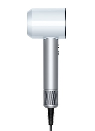 Figure View - Click To Enlarge - Dyson - Dyson Supersonic™ hair dryer − White/Silver