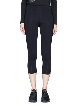 Main View - Click To Enlarge - LIVE THE PROCESS - 7/8 cropped Performance Luxury™ leggings