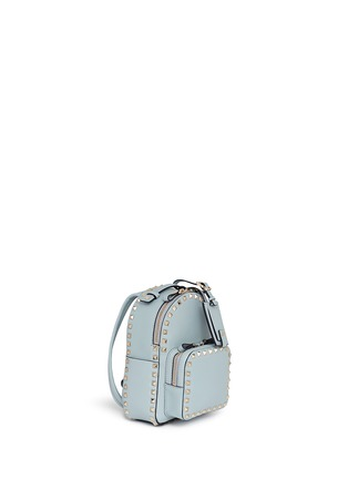 Figure View - Click To Enlarge - Valentino - 'Rockstud' mini leather backpack
