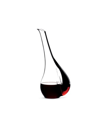 Main View - Click To Enlarge - Riedel - Black Tie Touch wine decanter