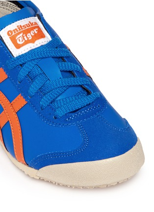 Detail View - Click To Enlarge - Onitsuka Tiger - 'Mexico 66' leather kids sneakers