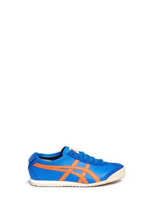 Main View - Click To Enlarge - Onitsuka Tiger - 'Mexico 66' leather kids sneakers