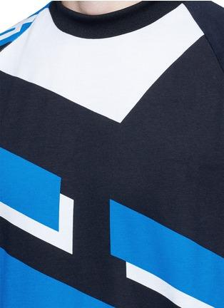 Detail View - Click To Enlarge - rag & bone - 'Japanese Moto' print T-shirt