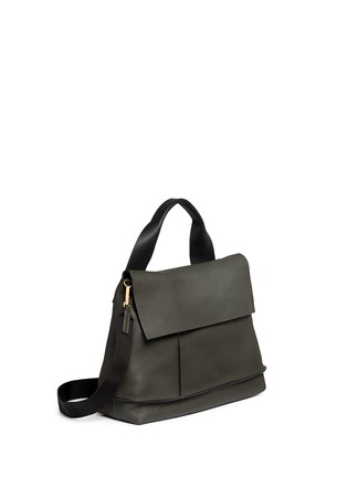 Figure View - Click To Enlarge - Marni - 'City Pod' pebbled leather bag