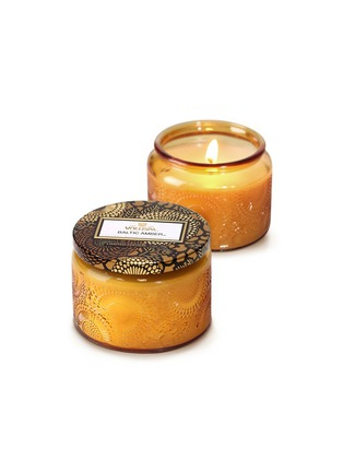 - VOLUSPA - Japonica Baltic Amber petite scented candle 90g