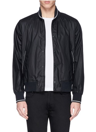Main View - Click To Enlarge - rag & bone - 'Tracker' cotton twill bomber jacket