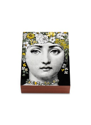 Main View - Click To Enlarge - Fornasetti - Flora wooden box