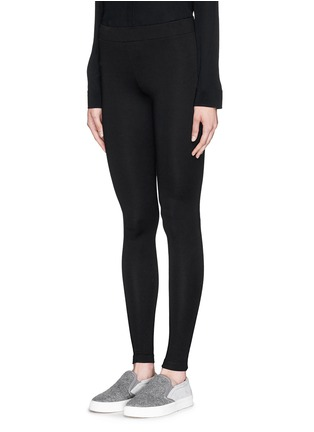 Front View - Click To Enlarge - Vince - Scrunched ankle leggings