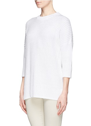 Front View - Click To Enlarge - Theory - Hesterly' chunky knit sweater