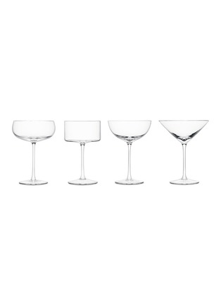 Main View - Click To Enlarge - Lsa - Lulu champagne/cocktail glass set
