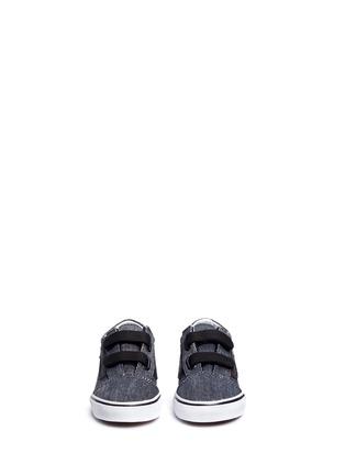 Figure View - Click To Enlarge - Vans - 'Acid Denim Old Skool V' toddler sneakers