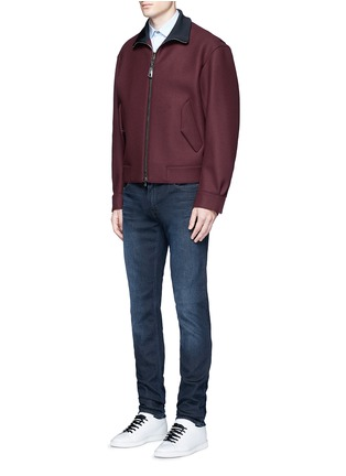 Figure View - Click To Enlarge - Acne Studios - 'Ace' skinny jeans