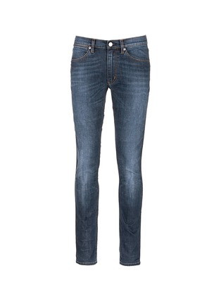 Main View - Click To Enlarge - Acne Studios - Max Prince' slim fit jeans