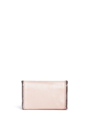 Back View - Click To Enlarge - STELLA MCCARTNEY - 'Falabella' mini crossbody bag