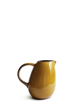 Main View - Click To Enlarge - Jars Ceramics & Stoneware - Tourron large pitcher