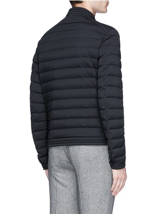 Back View - Click To Enlarge - Moncler - 'Branson' puffer down jacket