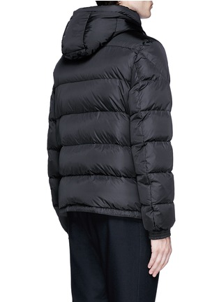 Back View - Click To Enlarge - Moncler - 'Lioran' puffer down jacket
