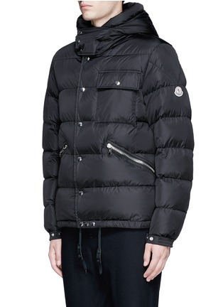 Front View - Click To Enlarge - Moncler - 'Lioran' puffer down jacket