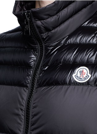 Detail View - Click To Enlarge - Moncler - 'DUPRES' QUILTED DOWN VEST'