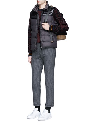 Figure View - Click To Enlarge - Moncler - 'DUPRES' QUILTED DOWN VEST'