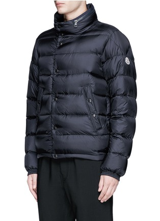 Front View - Click To Enlarge - Moncler - 'Boris' quilted down jacket