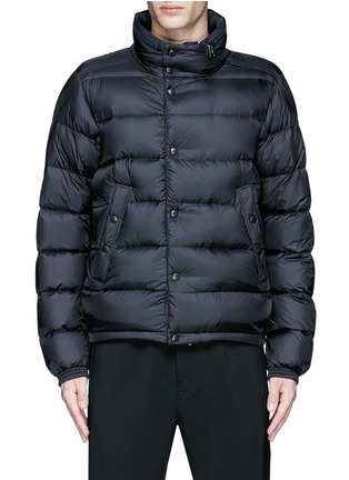 Main View - Click To Enlarge - Moncler - 'Boris' quilted down jacket