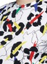 Detail View - Click To Enlarge - Etre Cecile  - 'Leopard' brushstroke print jersey T-shirt